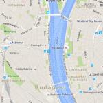 Ezredes utcai lakás elhelyezkedése Budapesten